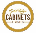 Gold Ridge Cabinets & Design Logo