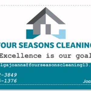 Four Seasons Cleaning Logo