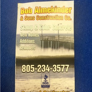 Robert Almekinder and Sons Logo