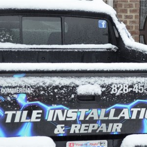 Tile Installation & Repair Logo