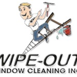Wipe Out Window Cleaning Inc. Logo