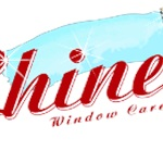 Shine Window Care and Holiday Lighting Logo