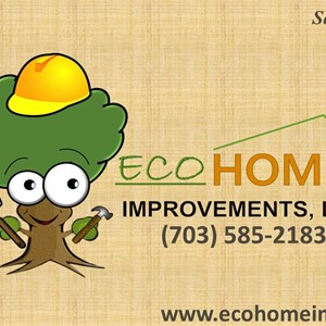 Eco Home Improvements LLC Logo