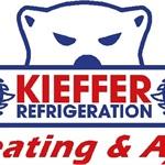 Jeff Kieffer Refrigeration Logo