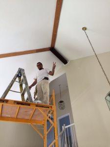 Asbestos Ceilings