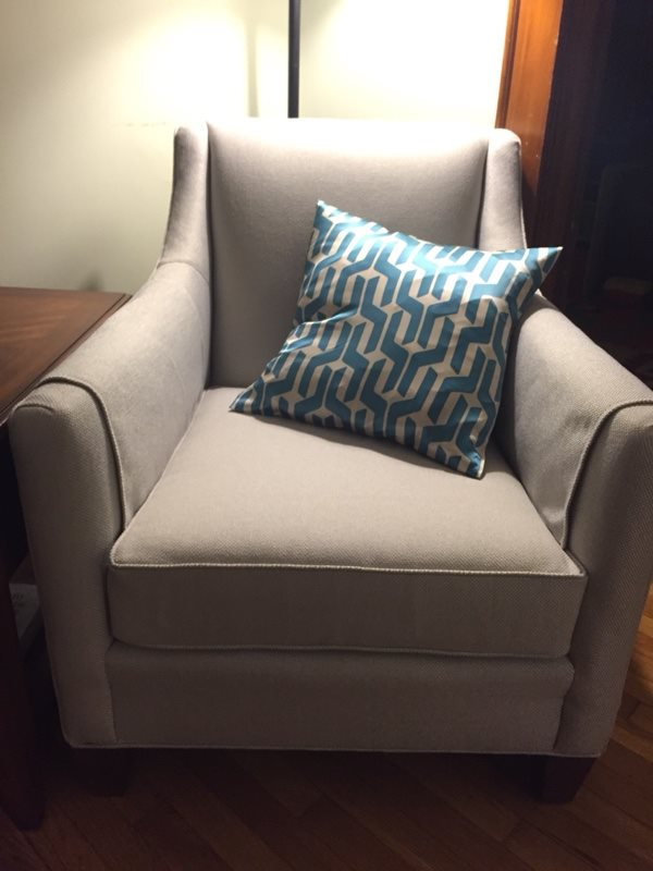 Cost Of Reupholstering Two Club Chairs In Boston MA