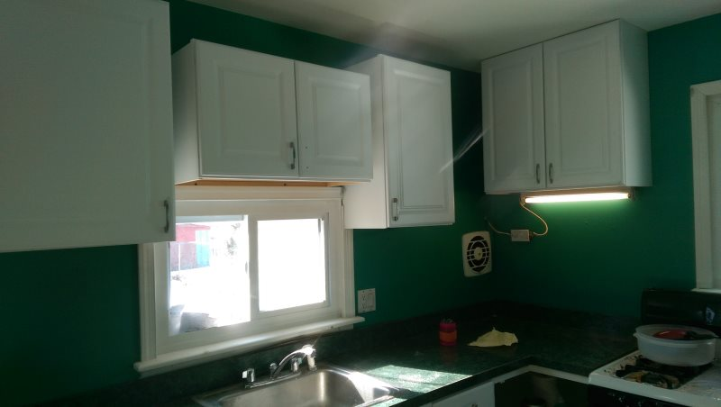 Cost of Kitchen Cabinets After Photo