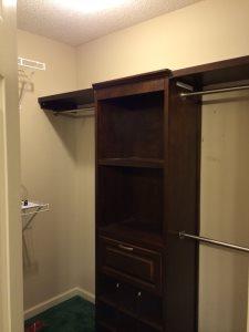Closet Systems diy
