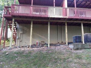 Decking Installation