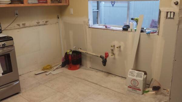 Kitchen Refurbishment Cost After Photo