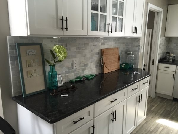 Kitchen Cabinets on a Budget After Photo