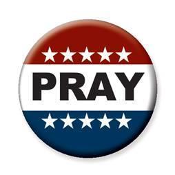 Pray Button
