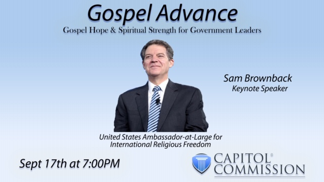 Gospel Advance no link