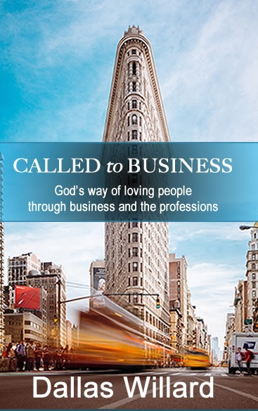 Booklet: Called to Business