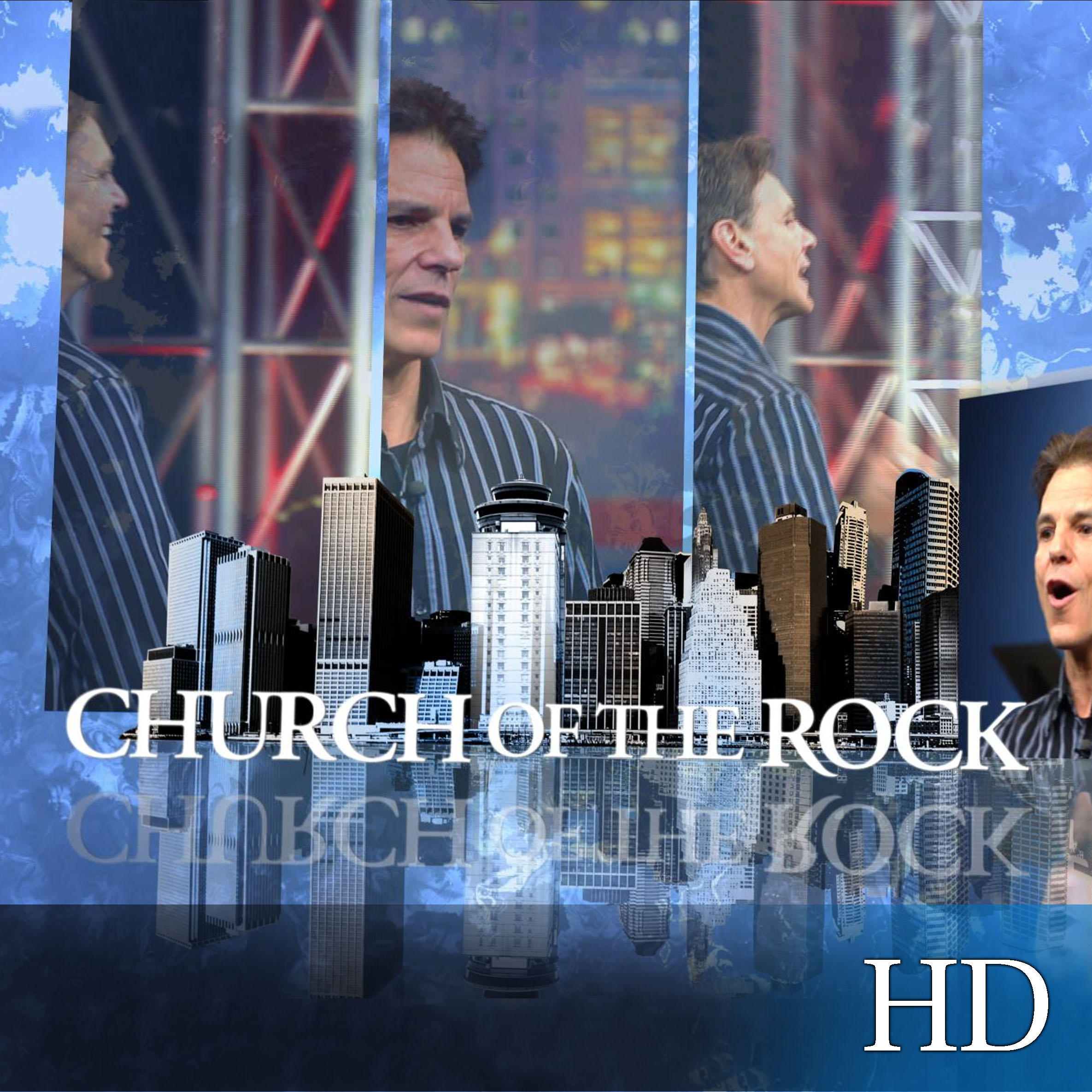 Church of the Rock: Mark Hughes: HD Video
