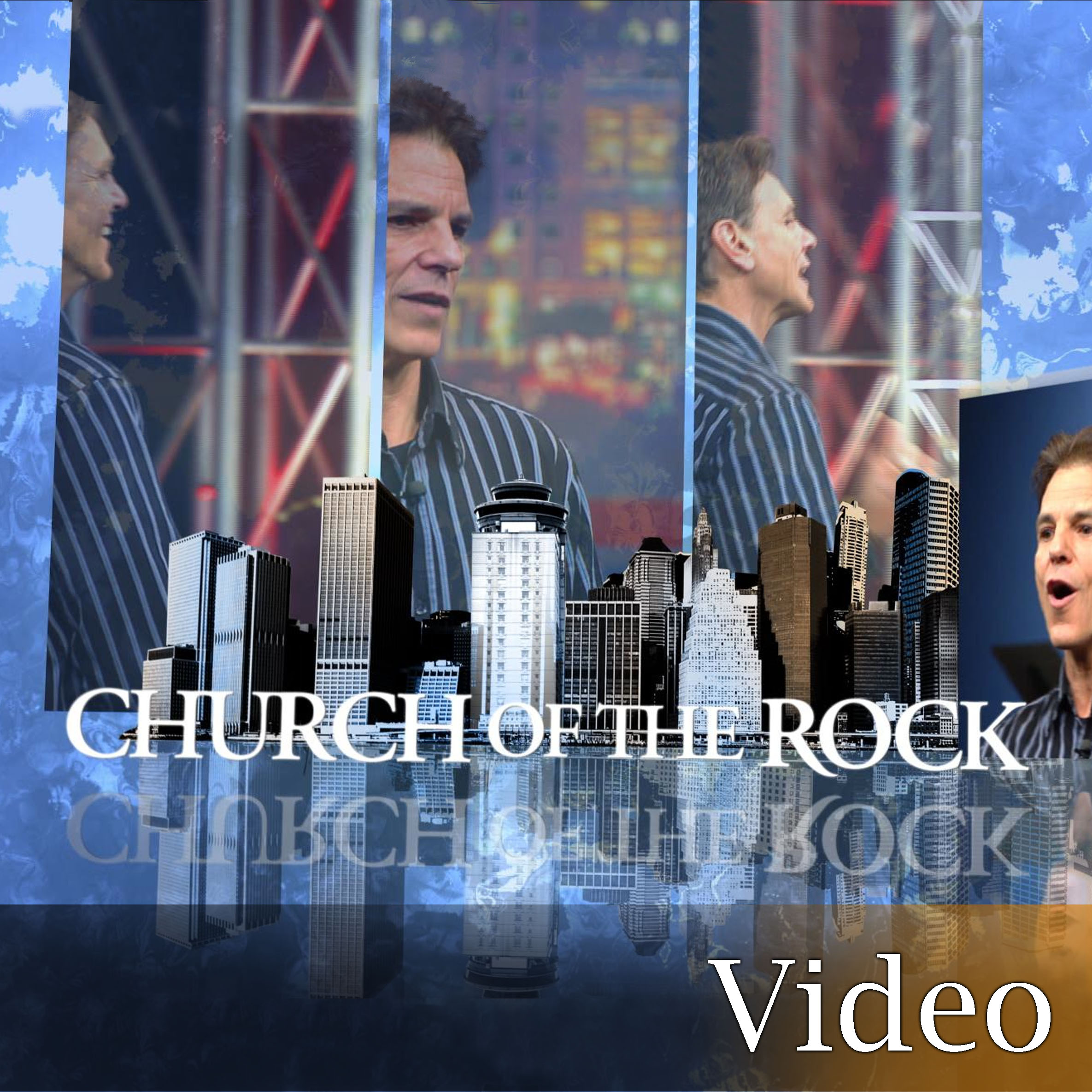 Church of the Rock: Mark Hughes: SD Video