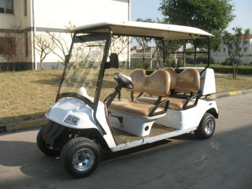 Fully Loaded 4 Seater Electric Golf Cart