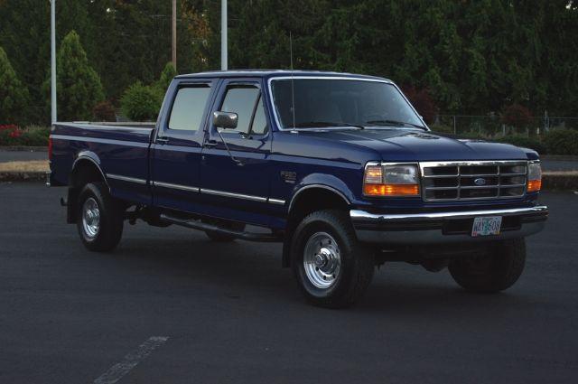 1997 f 350