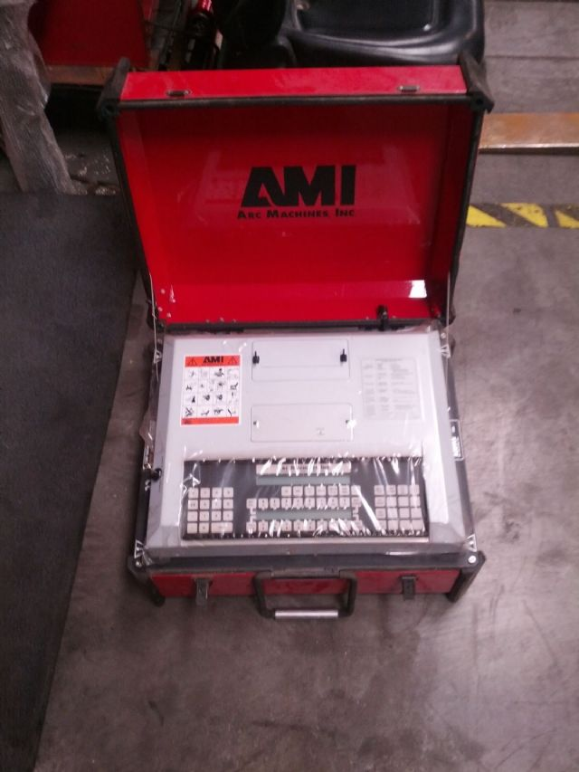 Ami Arc Machines Inc Model 207 Orbital Welding