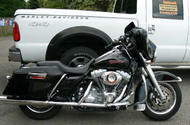 2008 HARLEY FLHT, STREET GLIDE LOOK, AFFORDABLE!!!
