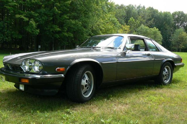 1985 JAGUAR XJS - EXTREMELY LOW MILES! AWESOME!