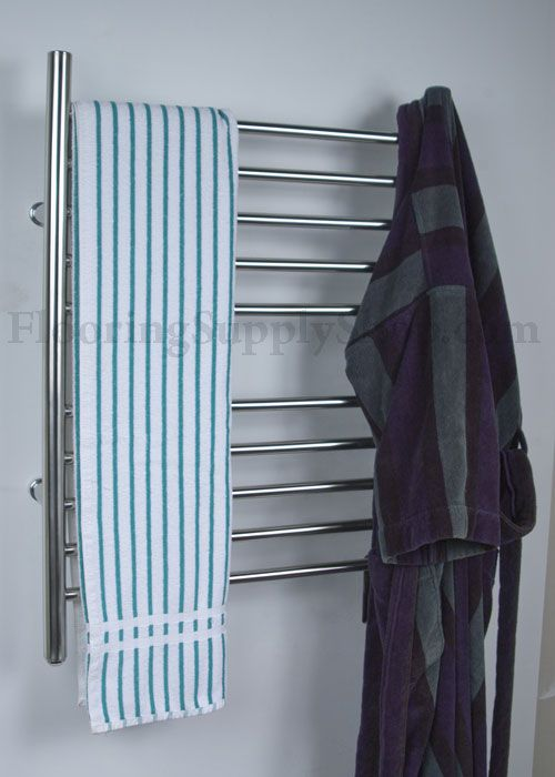 Electric Towel Warmers and Drying Rack Heaters
