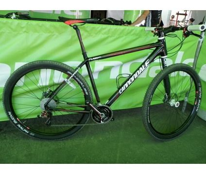 Cannondale Flash Carbon 4 Hardtail XC