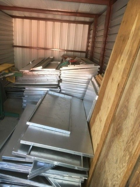 Wall Panels & Lights for scrap M. RTR# 8083126-10