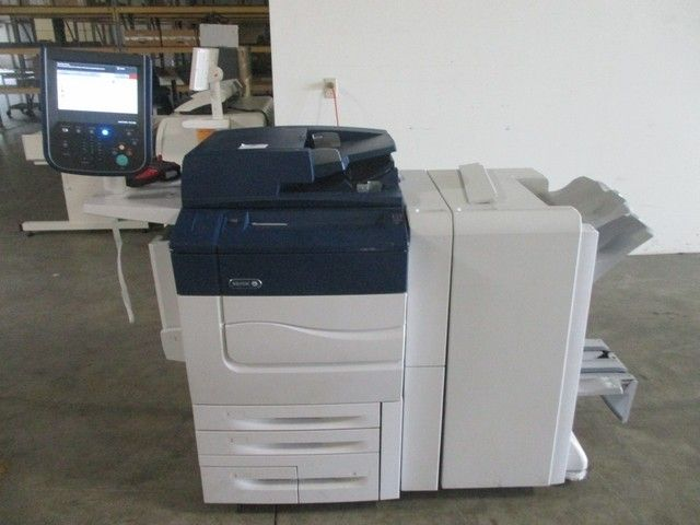 Xerox C60 MFP w/Booklet Maker RTR# 8082637-04