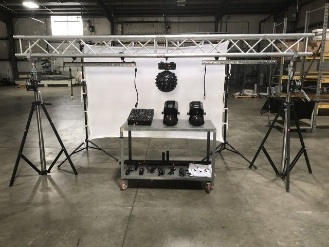 DJ Lighting Equipment Package RTR# 8103762-01
