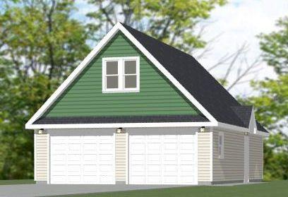 60x40 2 rv 2 car garage 2257 sq ft pdf plan savannah for 28x28 garage plans
