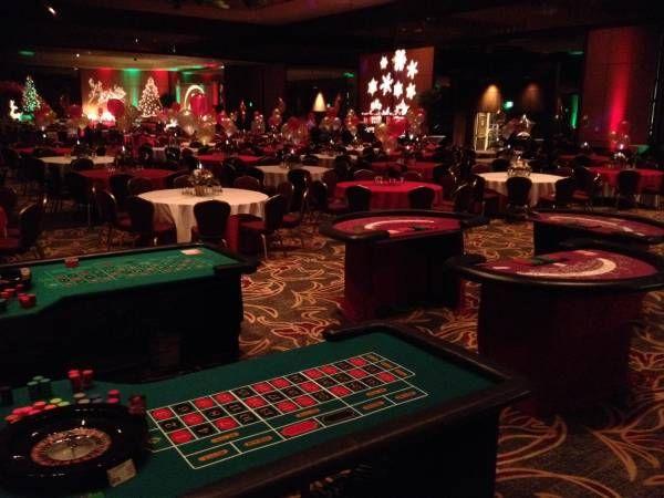 Casino Night Corps Rentals Los Angeles