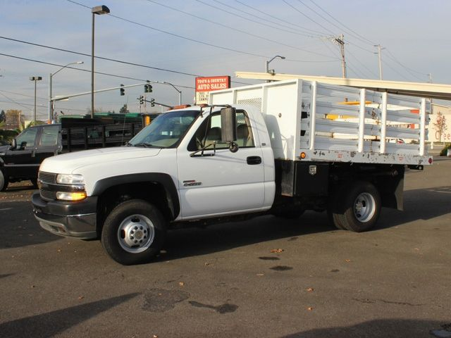 used flatbed 1 ton truck