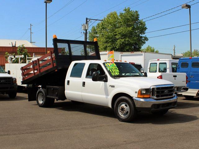 Flatbed Dump Trucks