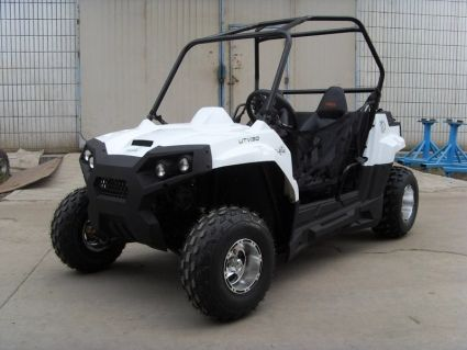 Lightning UTV 2012 Model Utility Vehicle