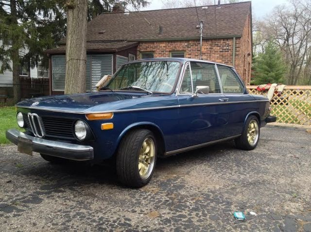 1975 Bmw 2002 Traverse City Michigan Classic Cars Custom Cars