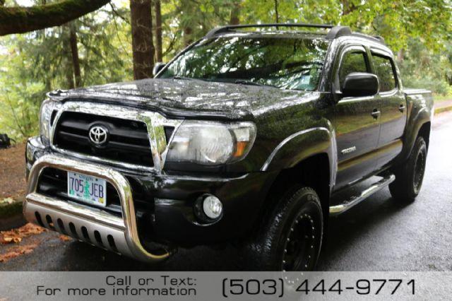 2008 toyota tacoma double cab portland oregon pickup trucks vehicles for sale classified ads. Black Bedroom Furniture Sets. Home Design Ideas