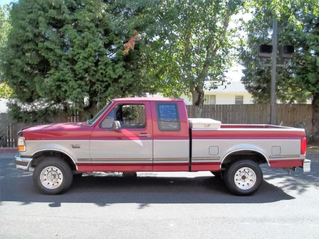 1995 ford f 150 ex cab 4x4 portland oregon pickup trucks vehicles for sale classified ads. Black Bedroom Furniture Sets. Home Design Ideas