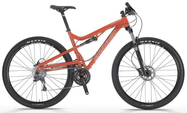 2014 Santa Cruz Superlight 29 R XC 29 Bike