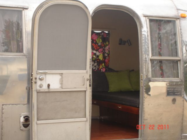 Save Money by booking your Vintage Airstream