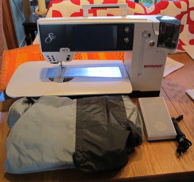 Bernina 40E Sewing Embroidery Machine JACKSONVILLE FLORIDA Inspiration Bernina 830e Sewing Machine
