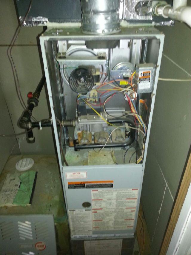 Heating and air in Mcdonough Ga 770-875-4113