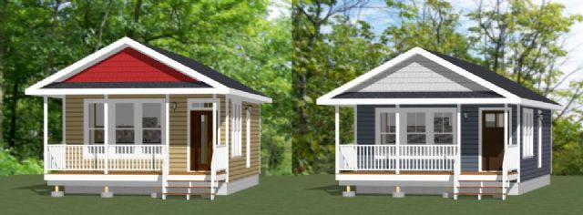 12x16 tiny house pdf floor plan 364 sq ft savannah for 18x30 house plans