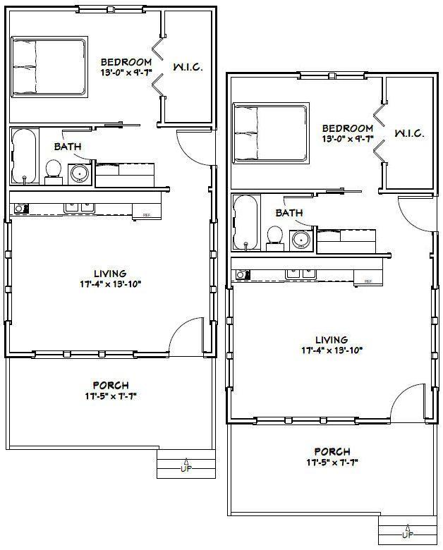 18x30 tiny houses 540 sq ft pdf floor plans austin for 540 sq ft