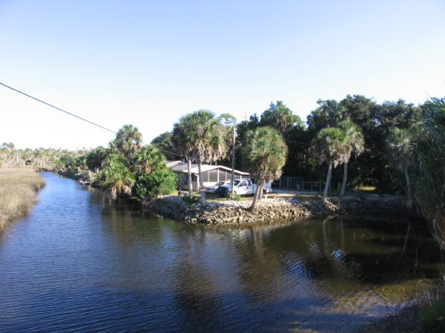 Special view of Gulf of Mexico property for sale.