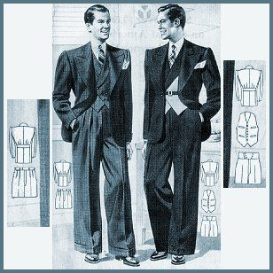 CUSTOM DESIGNED AND TAILORED MEN'S CLOTHING