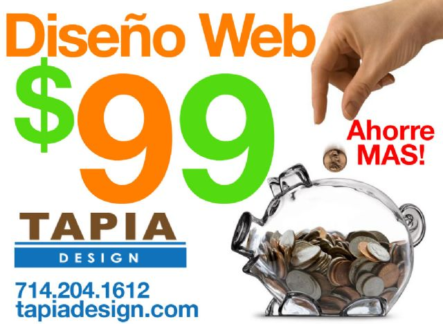 Diseño Web en South Gate California (714) 204-1612