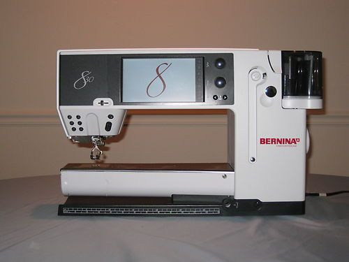 Excellent Bernina 40 Sewing Embroidery Machine LOS ANGELES Fascinating Bernina 830e Sewing Machine