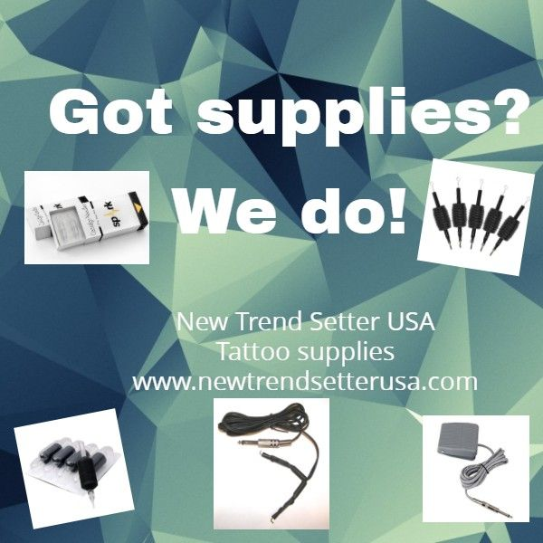 Quality tattoo supplies delivered to your door los angeles for Tattoo supply los angeles