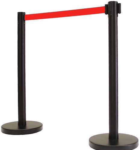 2 PCS STANCHION SET